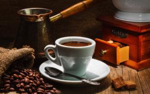 Кофе не даст облегчения