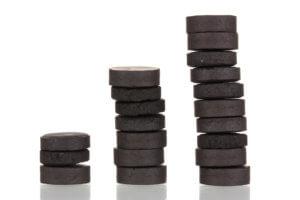 Активированный уголь выводит токсины