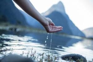 Неочищенная вода
