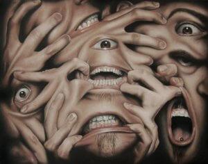 Сложная форма шизофрении