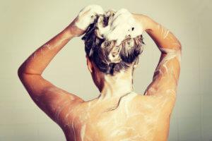 Правила мытья волос