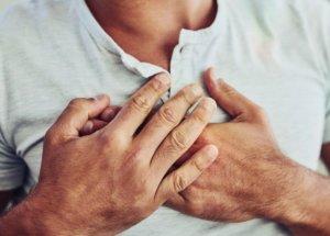 Боль в груди при остром бронхите
