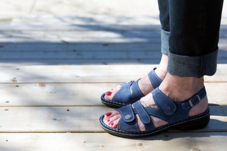 Правильно подобранная обувь