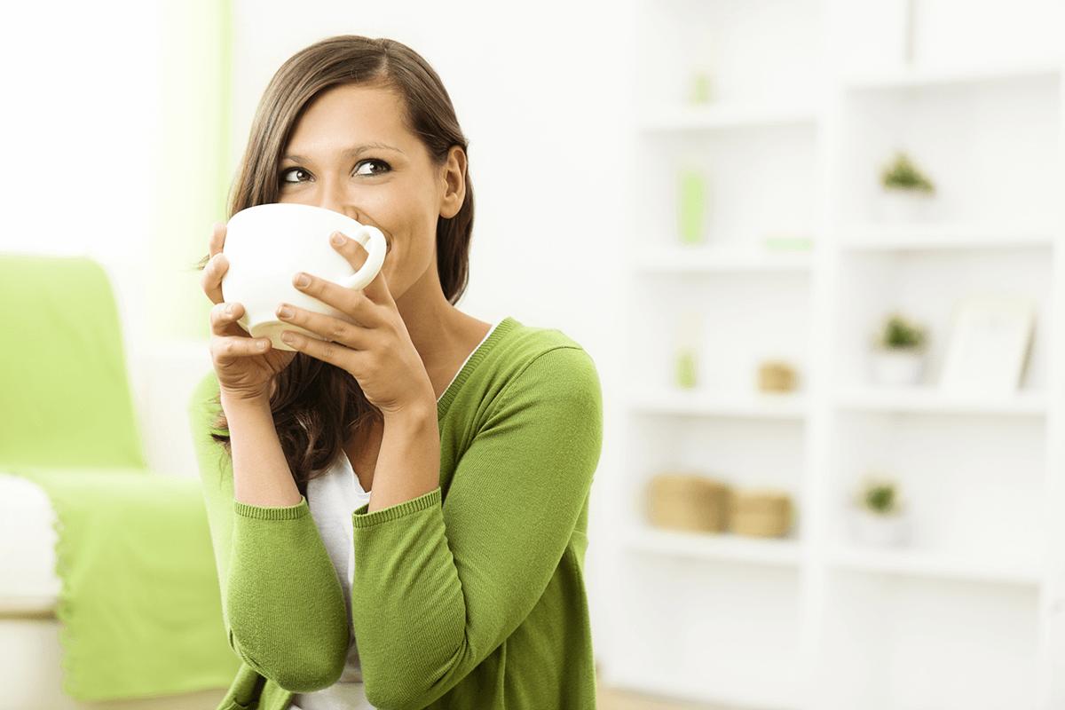 Похудения на чае с молоком