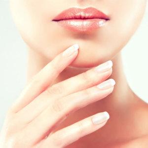 Красивая кожа и ногти