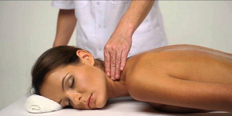 Назначение специального массажа