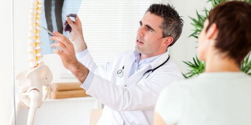 Важен рентген при данной патологии