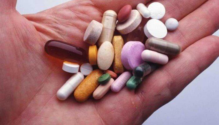 Большой ассортимент препаратов