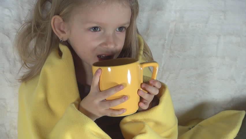 Теплый чай с медом