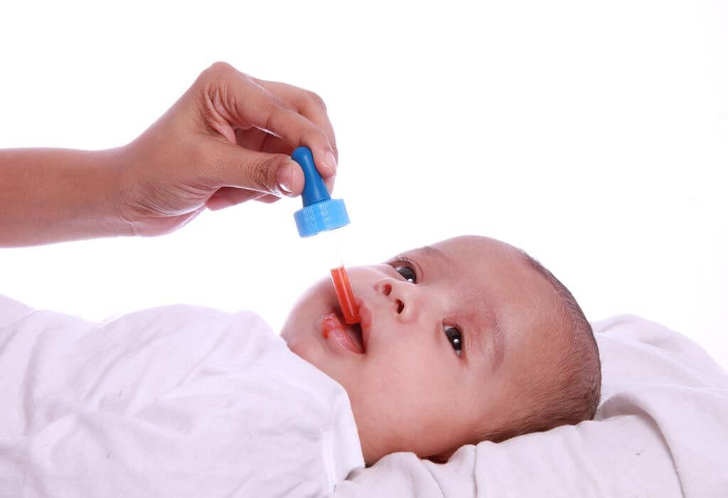 Антибиотики для малышей