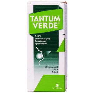 Насколько эффективен Тантум Верде