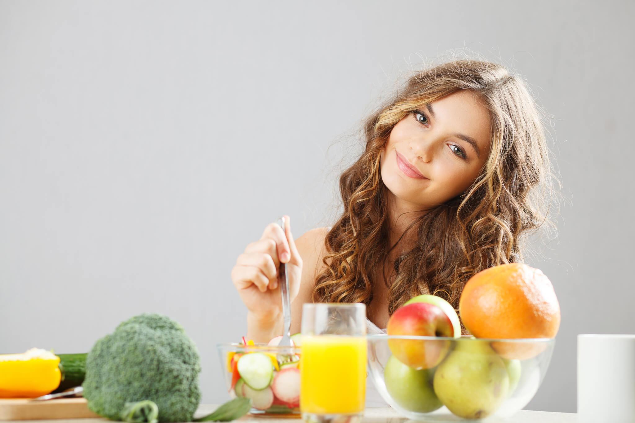 Правильное питание с детства