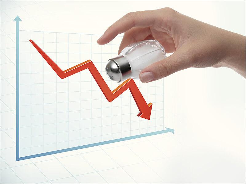 Уменьшение потребления соли