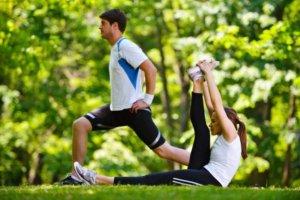 Легкая физкультура