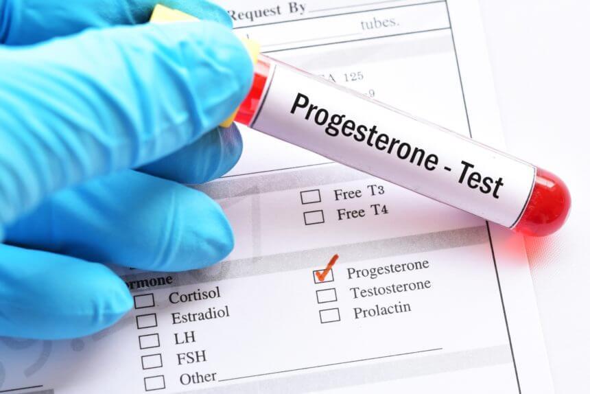 Определение прогестерона