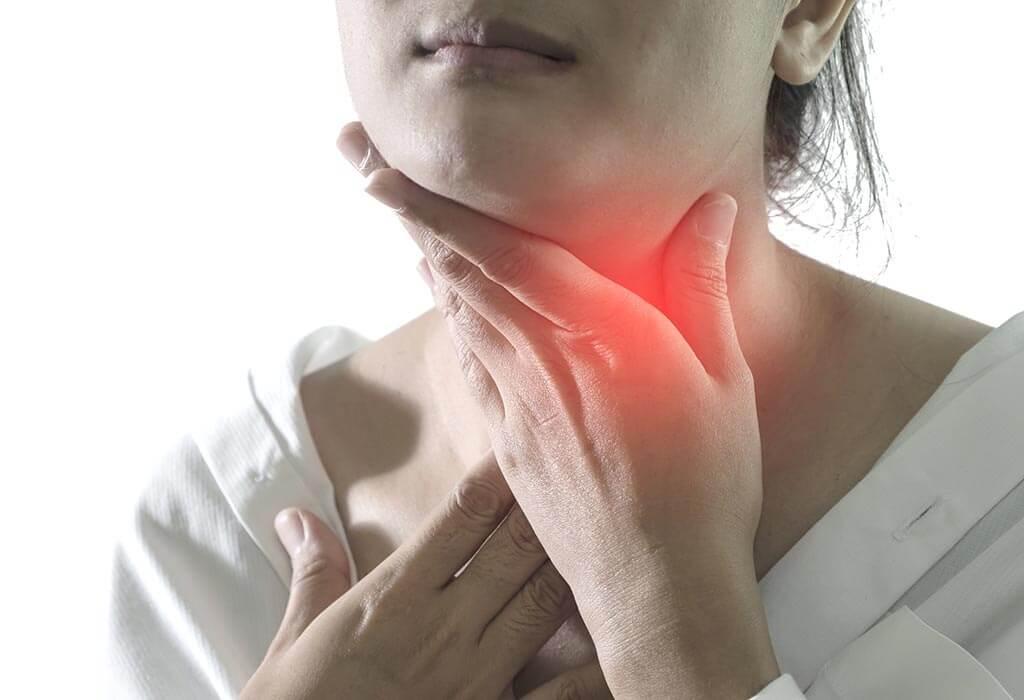 Лечение острого тонзиллита