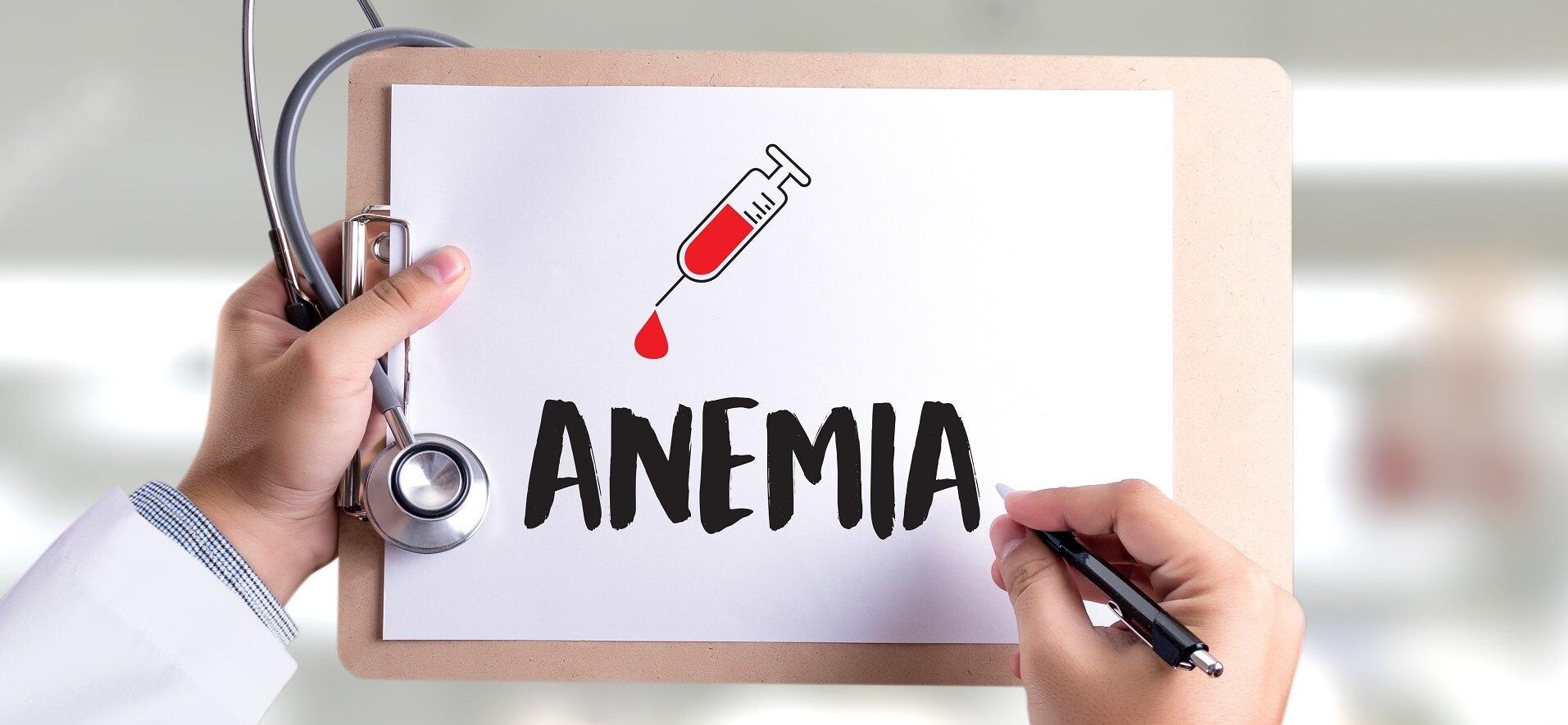 Лечение анемии различными способами