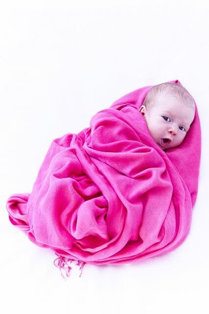 Как согреть малыша