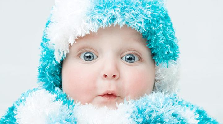 Как понять, что малыш замерз