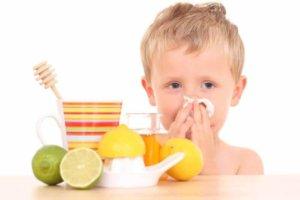 Низкий иммунитет малыша