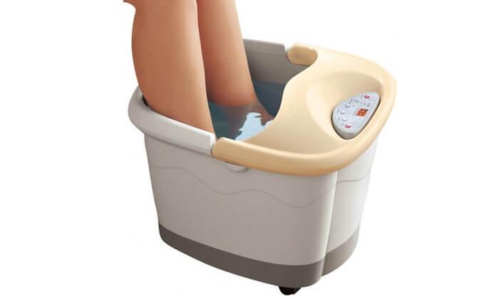 Глубокие ванночки для ног