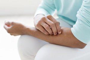 Появление аллергического дерматита