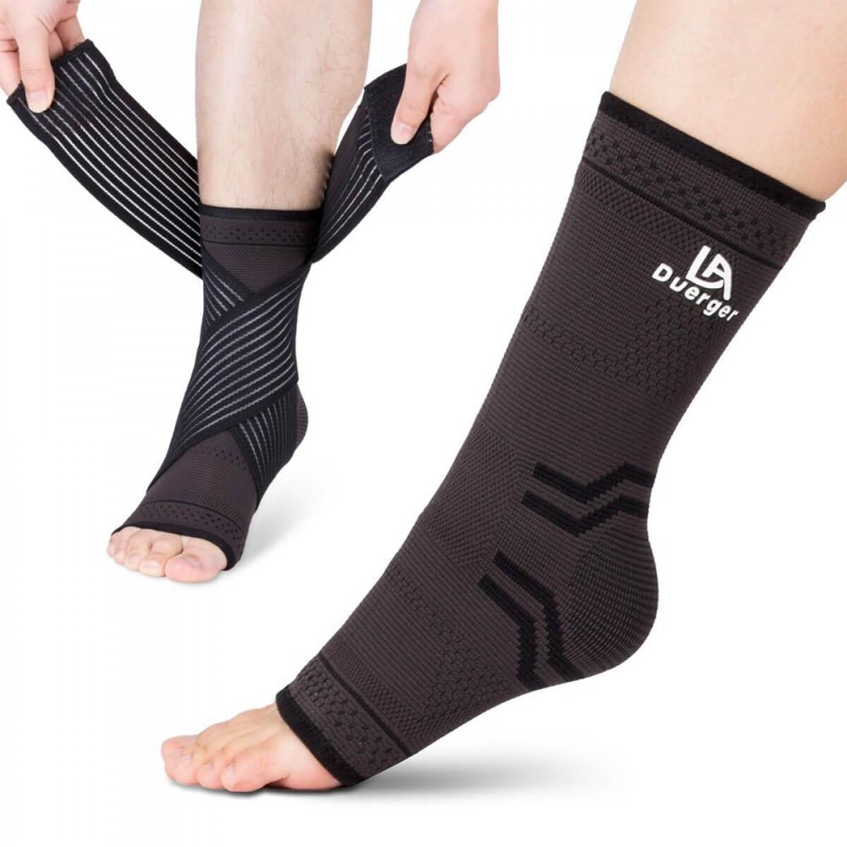 Эластичный бинт для ног