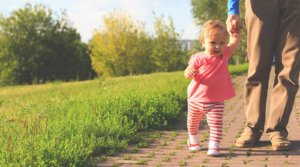 Прогулки с младенцем