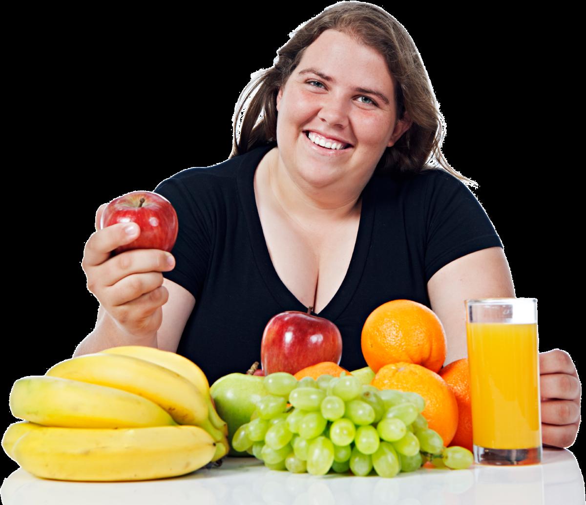 Превышение веса тела