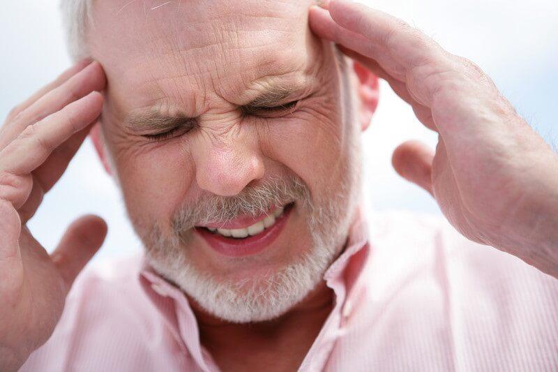 Внезапные головные боли