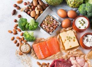 Преобладание белковой пищи