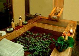Травяные ванны для мужчин