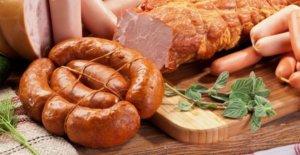 Вред колбасных изделий