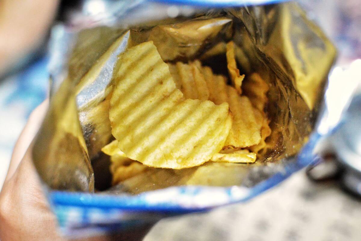 Промышленные чипсы - настоящее зло