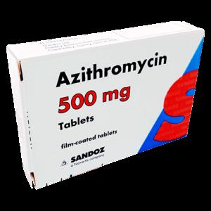 Использование Азитромицина