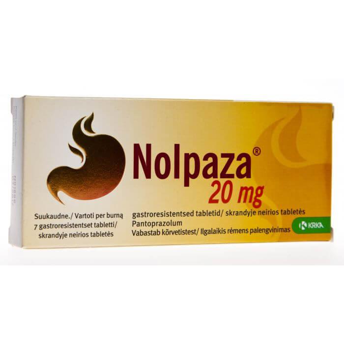 Лекарственный препарат Нельпаза