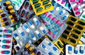 Антибиотики в капсулах