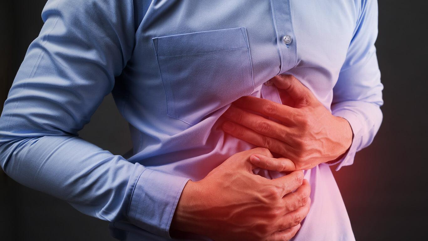 Проблемы с желудком и кишечником