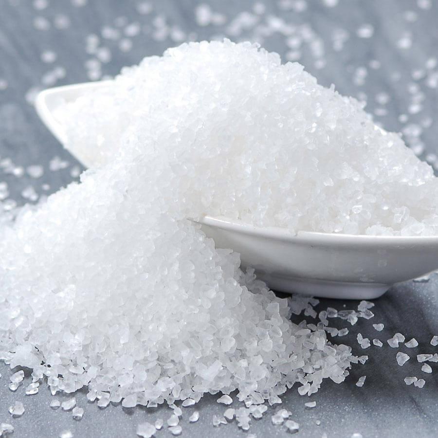 Предпочтительна морская соль