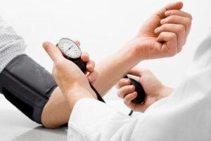 Скачки кровяного давления