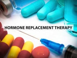 Гормональная заместительная терапия