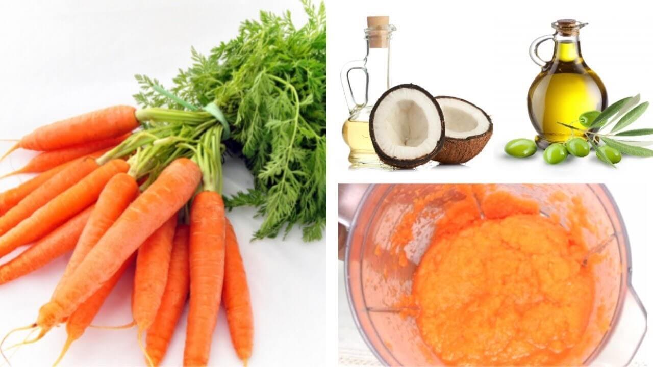 Использование моркови