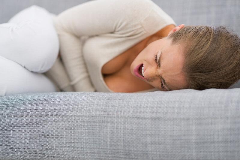 Устранение менструальных болей