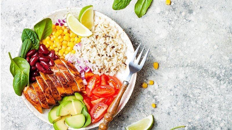 Правильное питание для здорового организма