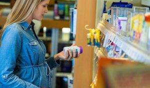 Выбор средств для беременной
