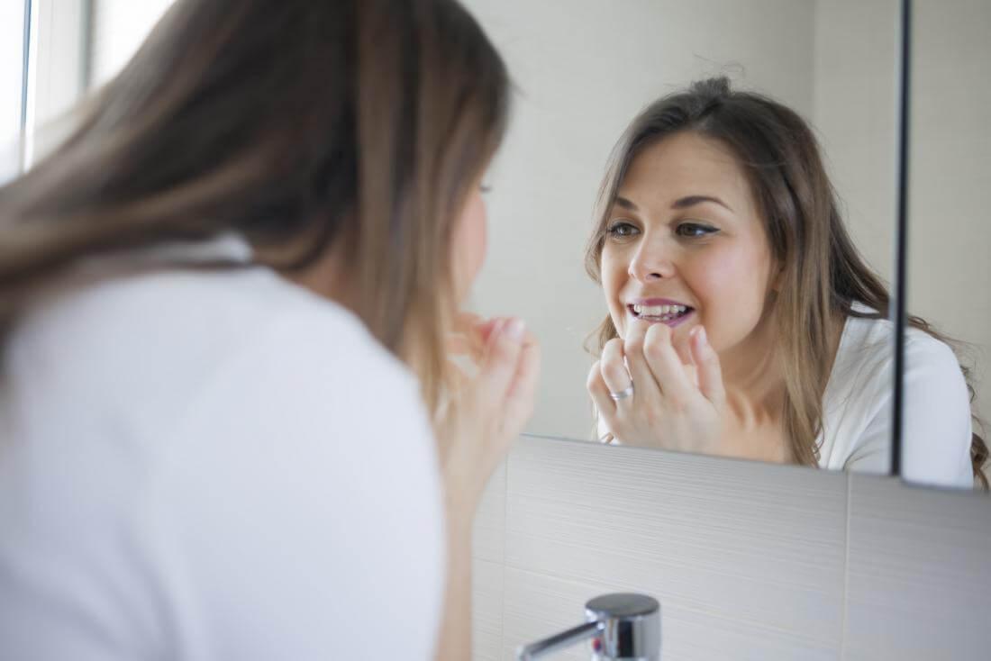 Сильная шаткость зубов