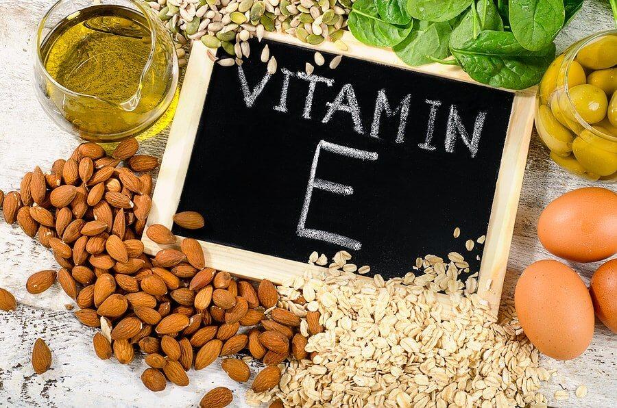 Ценность витамина E