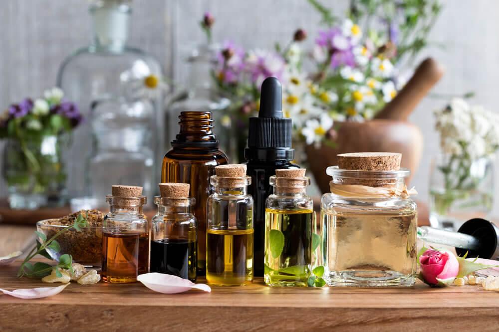 Применение ароматических масел