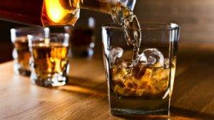 Превышение норм алкоголя