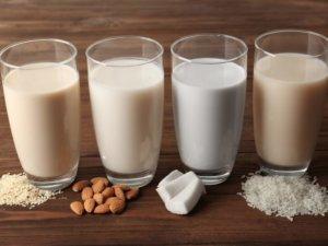 Ассортимент молока